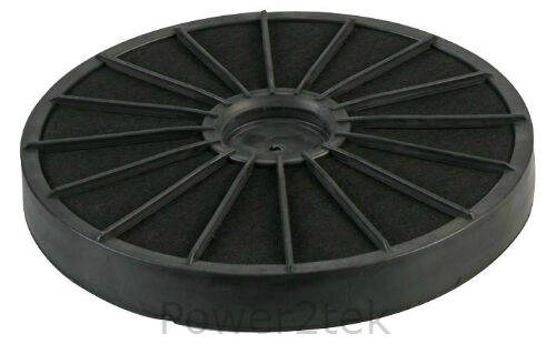 Tipo EFF54 Carbonio Carbone Filtro per INDESIT hi260.e Cappa Estrattore SFIATO
