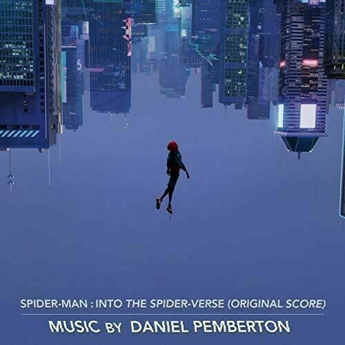 O S T Ost Daniel Pemberton Spider Man Into The Spider Verse Taiwan Cd 2019 For Sale Online Ebay