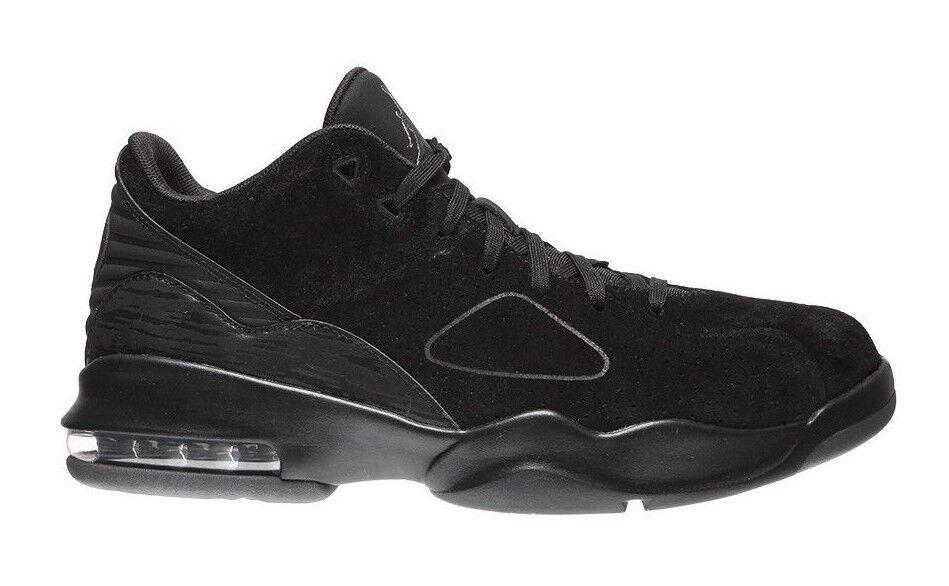 Nike Men's Air Jordan FRANCHISE Shoes Black/Black-Dark Grey 881472-011 b Great discount