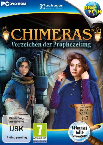 1 von 1 - Chimeras: Vorzeichen der Prophezeiung (PC, 2016, DVD-Box)