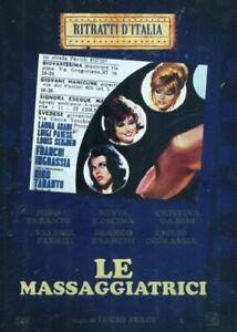 Dvd-Le-Massaggiatrici-1962-Marisa-Merlini-Franco-Ciccio-NUOVO