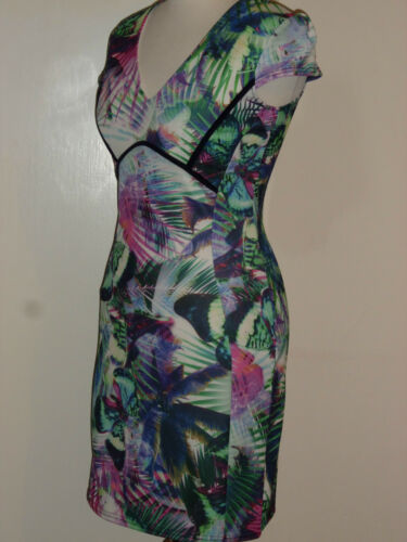 313de0a5 5 of 9 New Quiz Designer Debenhams Party Dress Size UK 8 EU 36 Wedding  Evening Holiday