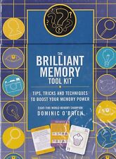 The Brilliant Memory Tool Kit Tips Tricks Techniques to Boost Memory Power New