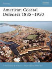 American Coastal Defences 1885-1950 by Terrance McGovern (Paperback, 2006)