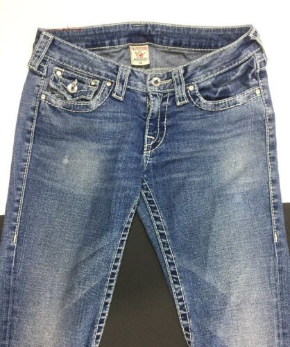 donna Stitch Taglia Disco 28x33 Joey Big Religion T Jeans Flare True Lowrise Thick AqOZvwA