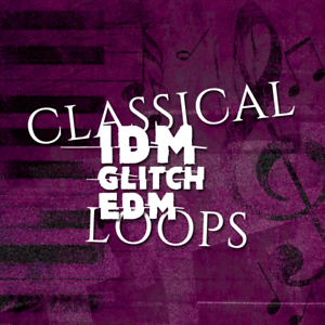 Details about Classical IDM Glitch EDM Music Melody Loops Logic Pro Tools  Ableton Live Cubase
