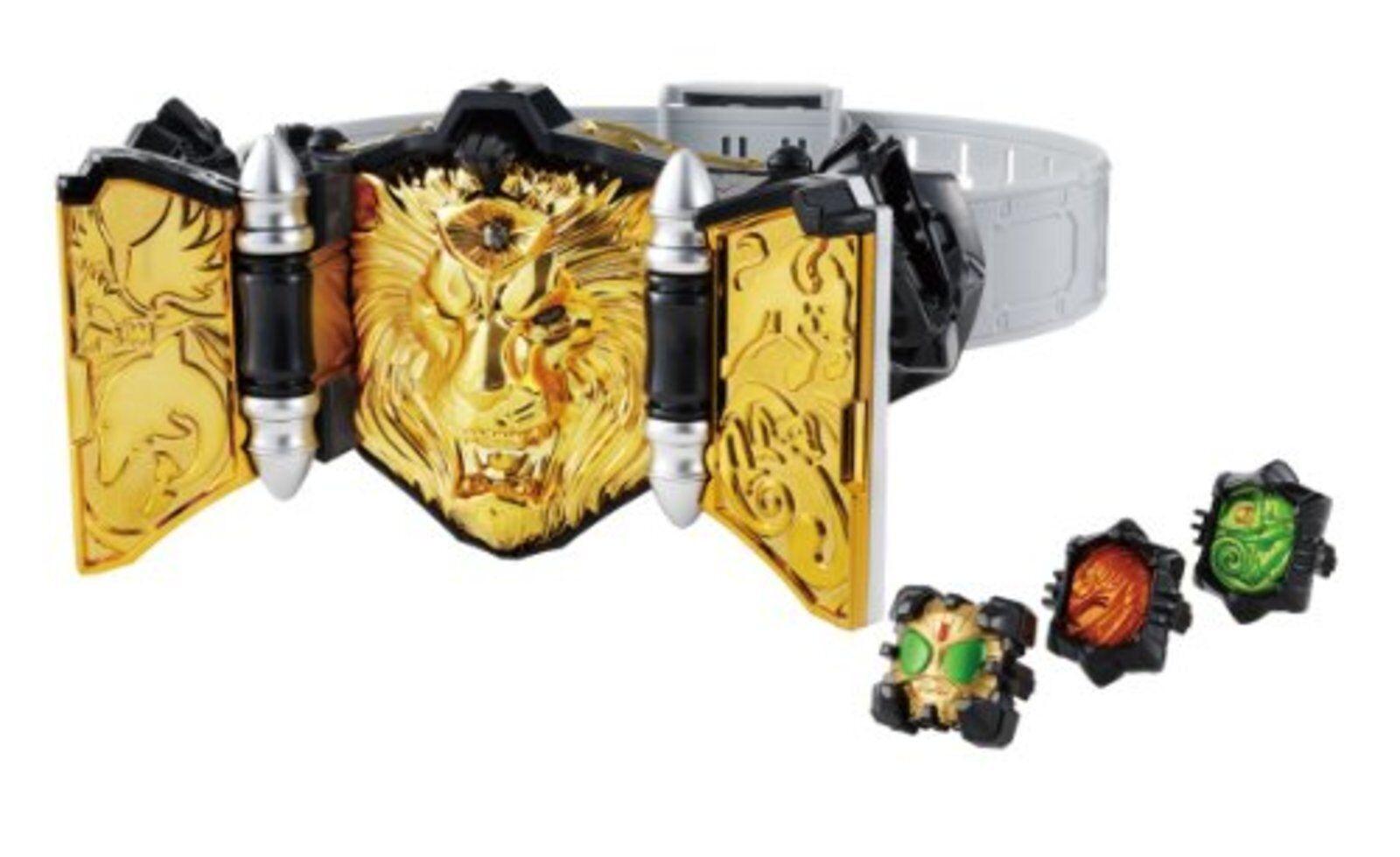 Bandai Masked Kamen Rider Wizard Beast Henshin Transformation Belt DX Driver F/S
