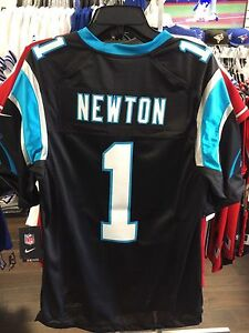 Men s Carolina Panthers Cam Newton Limited Jersey NFL Football XXL ... caeb13e2d