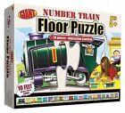 Number Train Giant Floor Puzzle 9780769658247