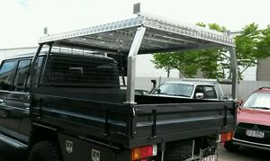 Image Is Loading Canvas Ute Canopy Roof Hilux Landcruiser D22 D40