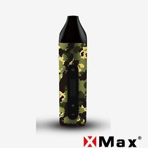 Vaporizador Camuflaje XVAPE Vital MAX Portatil Digital Smoking Vaporizer