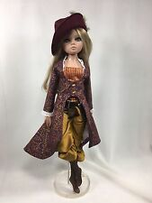 """Ellowyne Wilde 16"""" Tonner Outfit Gown-To My Matey's-by JPC"""