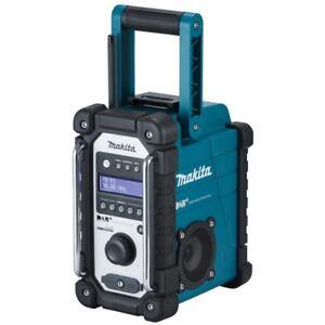 Makita-Radio-DMR110-Akku-Baustellenradio