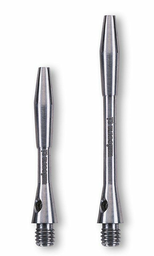 Unicorn XLTi Titanium Dart Stems – Medium – Natural