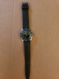 Vintage-Watch-ORPHEO-Superdatomatic-17-Jewels-Divers-Watch-RARE-Works-Great