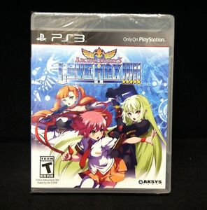 Arcana-Heart-3-Love-Max-Sony-Playstation-3-2014-BRAND-NEW