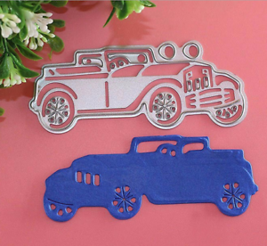 Car Metal Cutting Dies Stencil Scrapbooking Photo Album Embossing Craft DIY Mold