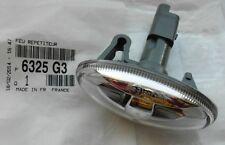 Original Seitenblinker Peugeot 206 207 407 607 Partner 6325G3