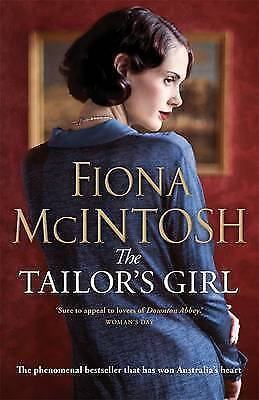 1 of 1 - The Tailor's Girl by Fiona McIntosh (Paperback, 2014)
