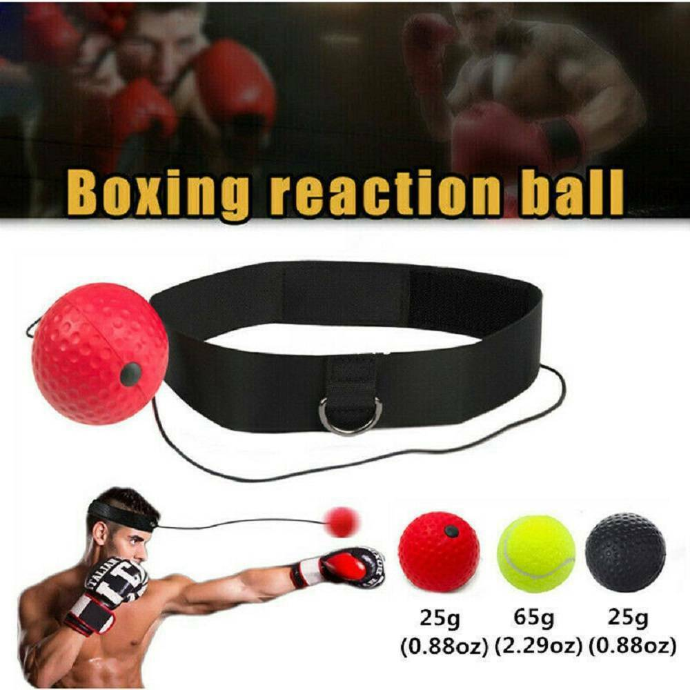 Reflex Speed Training Speed ball Boxing Punch Exercise Fight Ball with Head Band