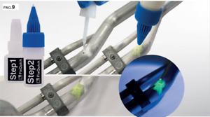 ULTRA-quasi-UV-Fluorescent-LEAK-STOP-AUTO-CONDIZIONATORI-riparazione-in-Max-30-sec