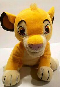 Disney-Kohls-Cares-Lion-King-Baby-Simba-Stuffed-Plush-Toy-Animal