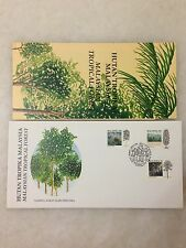 (JC) Malaysian Tropical Forest 1992 - FDC