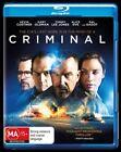 Criminal (Blu-ray, 2016)