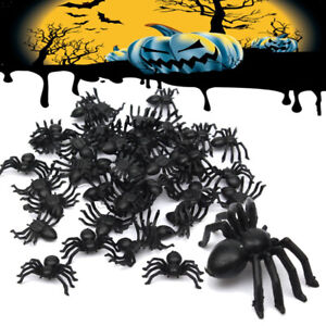 Trick Scary Party Halloween Props UK Sale Spider in a Box Prank Scare Box Toys