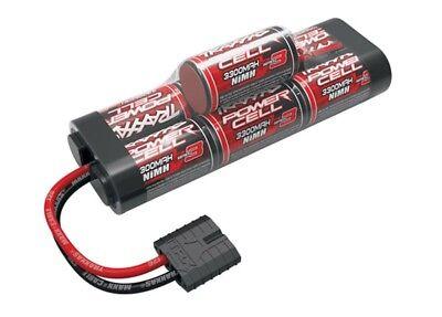 Logico Batteria Traxxas Power Cell Nimh 3300mah 7-c 8.4v Hump Traxxas Id-spina #2941x-mostra Il Titolo Originale