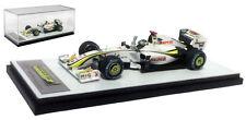 Tameo BRAWN bgp001 BRAZILIAN GP 2009 CAMPIONE DEL MONDO-Jenson Button SCALA 1/43