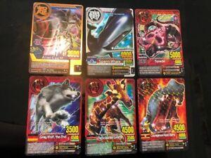 Animal-Kaiser-Card-Evo-5-Rare-Animal-Strong-Miracle
