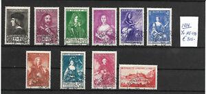 MONACO-1939-Yvert-185-194-315-00-WV-2387