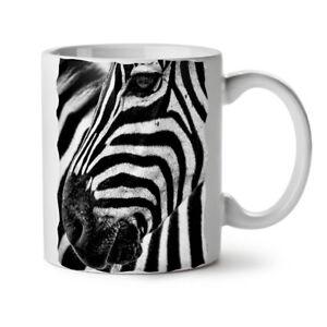 Wild Animal Look Face NEW White Tea Coffee Mug 11 oz   Wellcoda