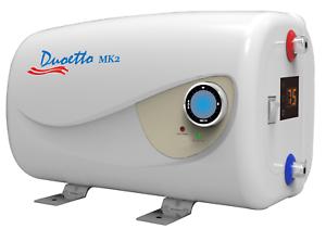 Duoetto MK2 12v /& 240v Digital Electric Storage Water Heater Caravan RV Sink