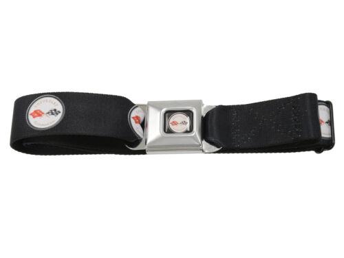 Corvette C1 Seat Belt Style Belt