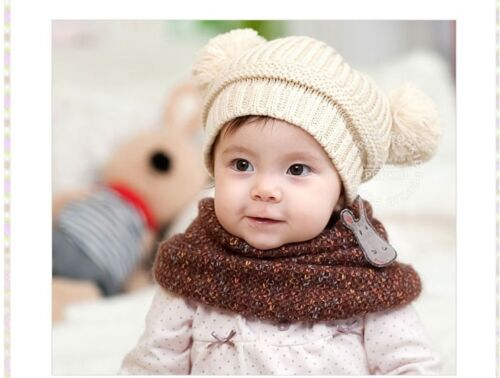 Mickey Mouse inspired Baby Girl Boy Crochet Hat Cap Beanie *6 months-4 years*