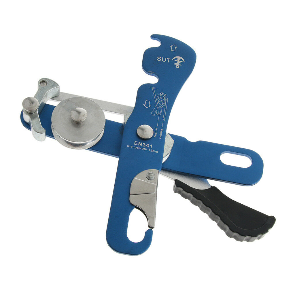 Abseilgerät - Klettern Seilbremse für 9-12mm Seil    | Preiszugeständnisse  | Vorzüglich  ed180f