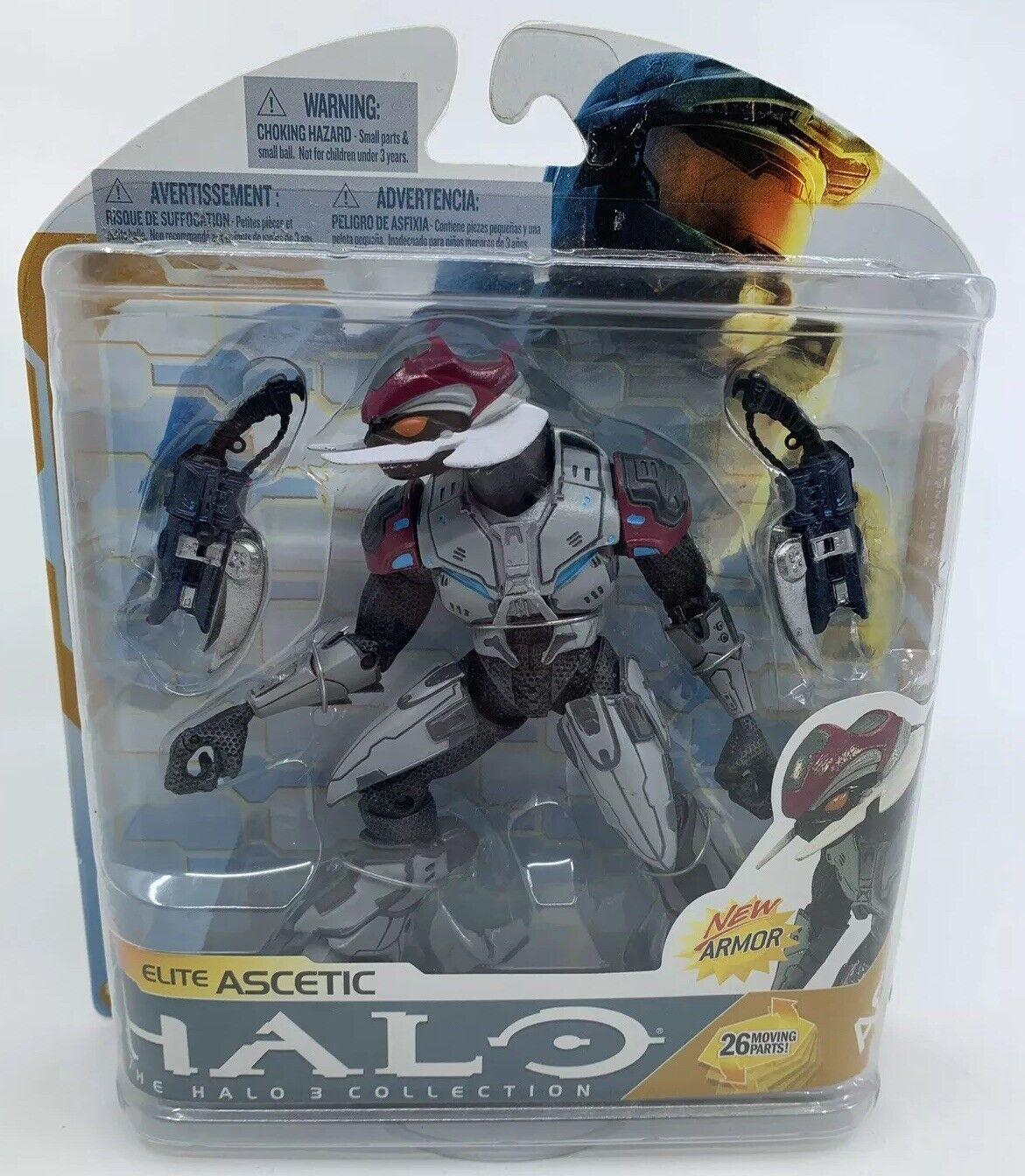Nuovo 2010  Halo 3  Collection Elite Ascetic Mcfarlane giocattoli Covenant azione cifra  tempo libero