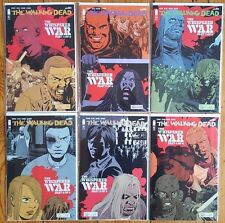 Walking Dead #157-162 (Vol 27) NM 1st Print Whisperer War Complete (6) Comics