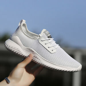 Men-039-s-Running-Shoes-Casual-Fashion-Sports-Breathable-Tennis-Sneakers-Athletic-US