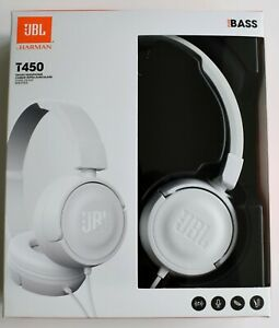 12850d084c4 Image is loading JBL-T450-Over-Ear-Lightweight-Wired-Foldable-Headphones-