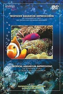 Tropische Aquarium Impressionen | DVD | état très bon
