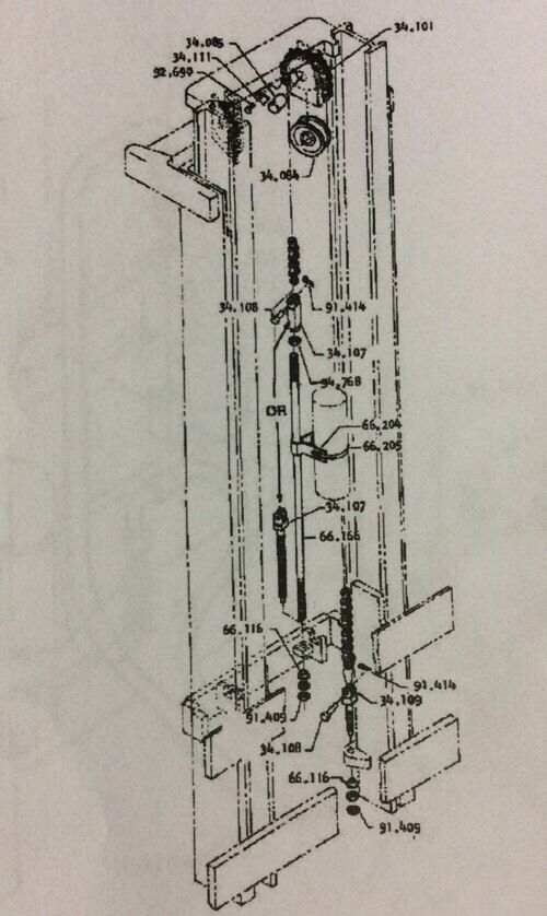 Clark Forklift Parts Diagram | Wiring Diagram