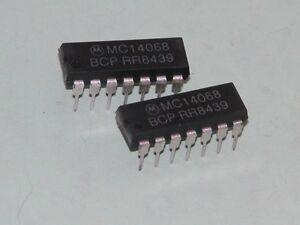 2pk-MC14068BCP-8-In-AND-NAND-Gate-Motorola
