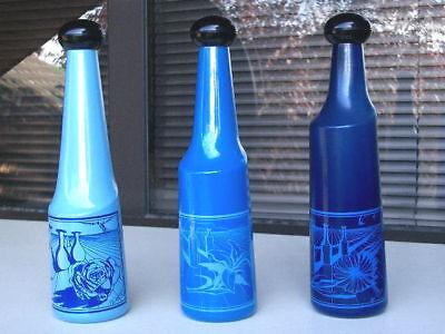 Gut Salvador Dali: Blue Bottles -- Blaue Flaschen 3-er Set