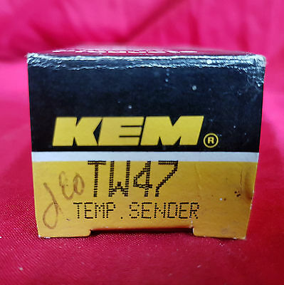 KEM TW47 Coolant Temperature Sensor 25080-89900 25080-89901
