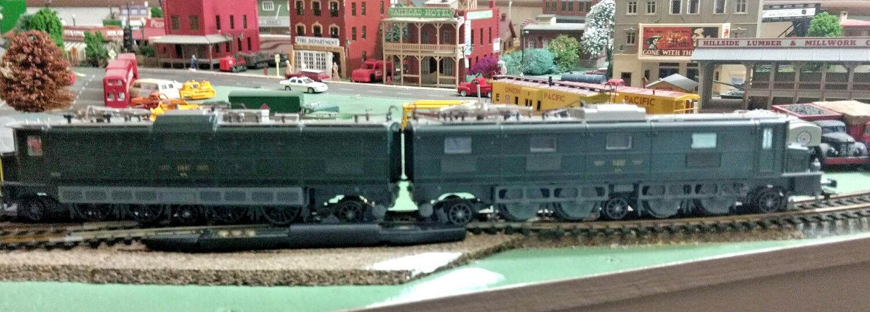 HO scale scale scale Marklin 33593 doppel Elektric Locomotive   vintage dbdfb6