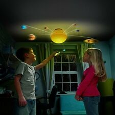 Lighting Solar System Kids Science Illuminated Toy Astronomy Planets With R/C