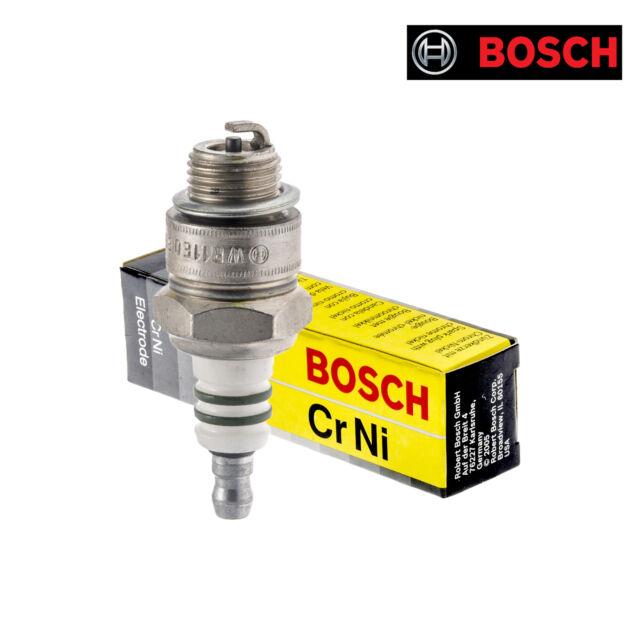 1x BOSCH SPARK PLUG WR11E0 0242215502 3165141147124